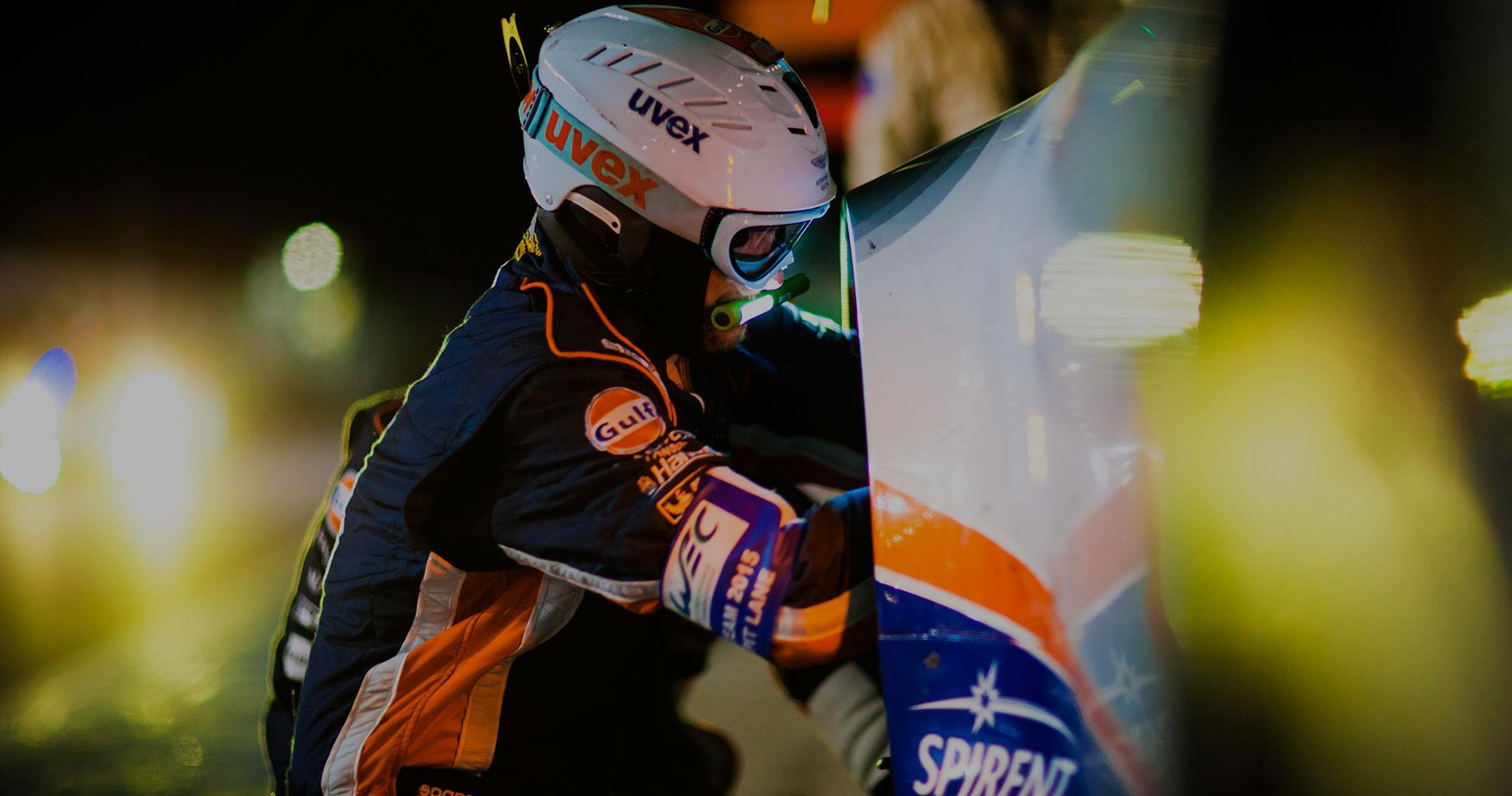 Visual Racing Developments